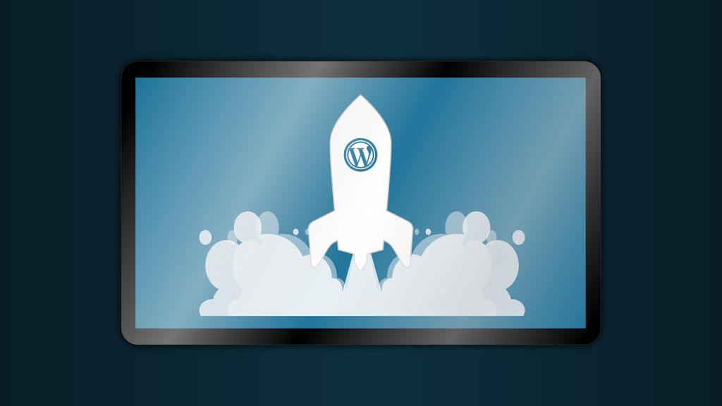 wordpress rakieta